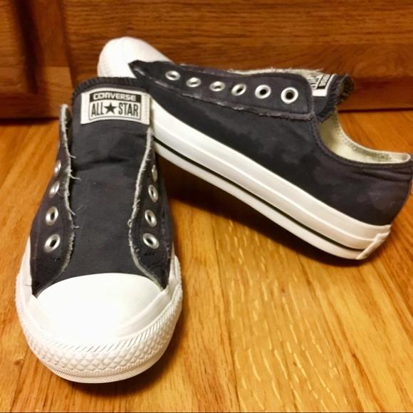 Converse Shoes - Converse Unisex Chuck Taylor All Star Slip Ons b2b7b2052
